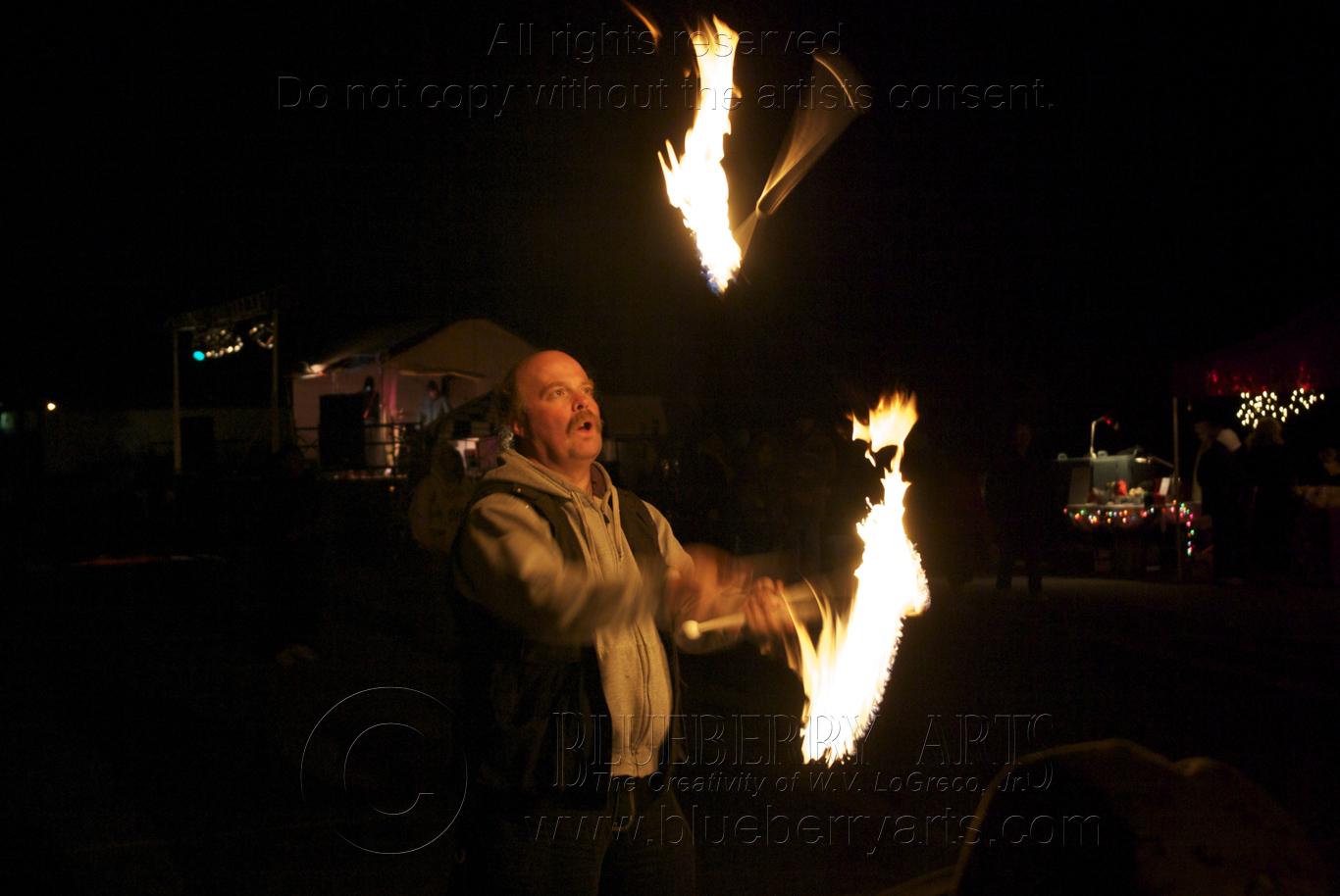 Fire Thrower