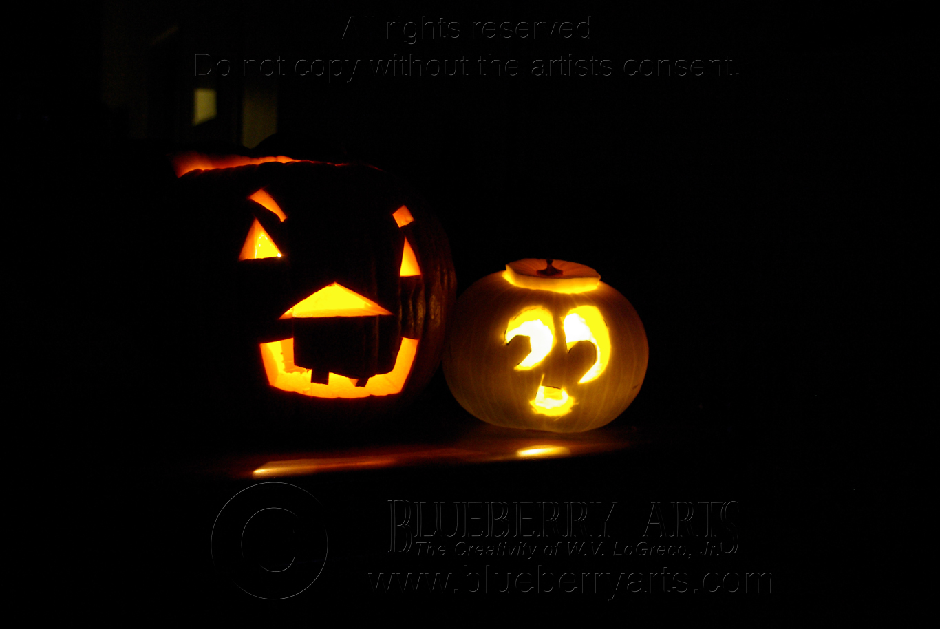 Scared Gourd