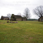 Gray Day in Valley Forge 21N