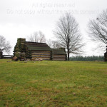 Gray Day in Valley Forge 22O