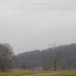 Gray Day in Valley Forge 40AI