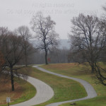Gray Day in Valley Forge 45AN