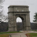 Gray Day in Valley Forge 66BK